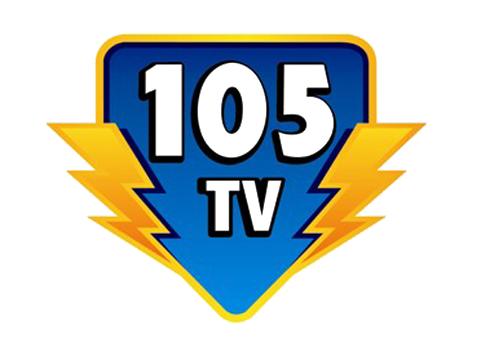Логотип телеканала 105 TV