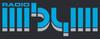 Логотип телеканала Radio 4/4 - House Music Redefined