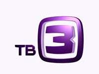 Логотип телеканала ТВ 3