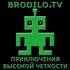 Логотип телеканала Brodilo TV FREE HDTV