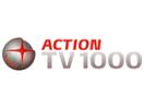 Логотип телеканала TV 1000 Action