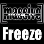Логотип телеканала Massive Mag Freeze