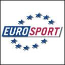 Логотип телеканала Eurosport