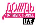 Логотип телеканала Дождь