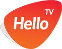 Логотип телеканала Hello TV