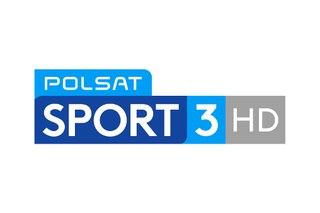 Логотип телеканала Polsat Sport 3