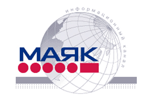 Логотип телеканала Маяк 24 видеотрансляция