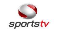 Логотип телеканала Sports TV